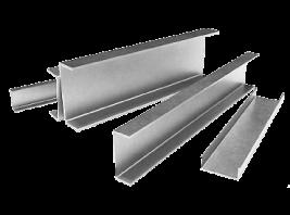 Швеллер гнутый стальной горячекатанный